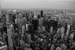 Manhattan (Avaiyang) Tags: nyc ny nycphotographer newyorkcity newyorker manhattan nyclife newyorkworld newyorklife nycityworld night lights skyline topview nycity empirestate