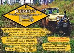 2º jeepfest coyotes Off Road 05/06 de maio de 2018