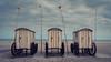 Traditionelle Umkleidewagen (stevepe81) Tags: umkleide beach meer strand natur himmel landschaft wolken outdoor norderney sand nordsee sony
