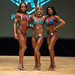 Figure A – 2nd Stephanie Ferris 1st Erica Murphy 3rd Nancy Nehme