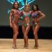 Figure A – 2nd Stephanie Ferris 1st Erica Murphy 3rd Nancy Nehme
