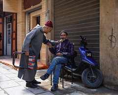 Old Pals (Occipitals) Tags: people photography portraits portrait photographer londonstreets londonphotographer london lifestyle person shadows light morocco marrakech city life day summer spring sunny sun groupofpeople streetsoflondon travel destination