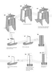 Robot by Shunsuke Inoue 6/8 (Orizuka) Tags: robot shun shunsuke inoue diagram origami diagramme