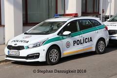 FuStw -Kia Ceed SW II- Policia Slowakei (Stephan Dannigkeit) Tags: policia polizei police policja slowakei bratislava bratisława słowacja slovakia kia ceed ii sw