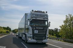 Scania R560 V8 Streamline Topline, Dywizjon 303 | Repiński (Wawrzyn) Tags: repiński scania dywizjon303 303 v8 walkingfloor walking floor poland truck truckspotting passion