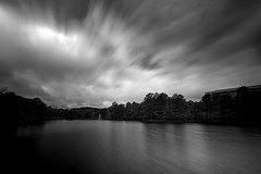 disturbance (Sky Noir) Tags: motion noir weather long exposure sky syrp tree