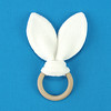 Baby Teething Ring with Rabbit Ears (Baby Bijtring met Konijnenoren) (Made by BeaG) Tags: madebybeag gemaaktdoorbeag baby babygift babycadeau teethingring bijtring rabbitears konijnenoren teethingringwithrabbitears bijtringmetkonijnenoren fleece white wit pink roze soft zacht handmade homemade handgemaakt zelfgemaakt beag belgium belgië blue blauw woodenring houtenring teether