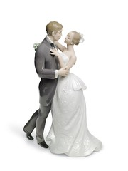 Lladro 01008509 LOVERS' WALTZ (Lladro from Spain Montinas) Tags: lladro love waltz wedding dance porcelain