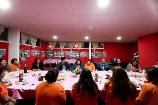 Organización de mujeres Las Calas