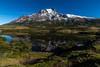 Monte Almirante Nieto (Piotr_PopUp) Tags: montealmirantenieto torresdelpaine patagonia chile ultimaesperanza andes latinamerica southamerica landscape nature mountain mountains lake laguna water reflection samyang 14mm wideangle