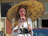 Parasol (Multielvi) Tags: fells point privateer festival baltimore maryland md city girl woman candid pirate parasol