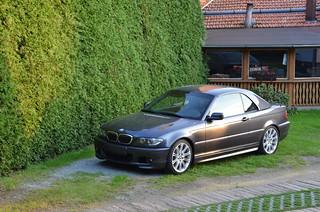 BMW 330CI HT