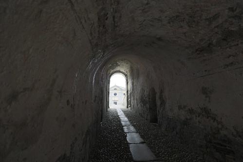 Tunnel d'ingresso