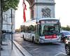 RATP | Heuliez GX 337 Hybride | 1272 (levente8000) Tags: paris ratp bus heuliez champselysees arcdetriomphe hybride gx337