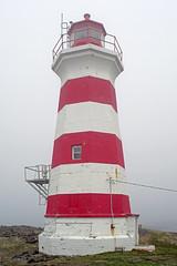 DSC00304 - Brier Island Lighthouse (archer10 (Dennis) 137M Views) Tags: sony a6300 ilce6300 18200mm 1650mm mirrorless free freepicture archer10 dennis jarvis dennisgjarvis dennisjarvis iamcanadian novascotia canada lighthouse fog