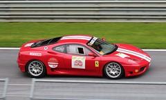 Ferrari 360 challenge side (Dag Kirin) Tags: ferrari 360 challenge side gt days red bull ring austria 2018