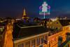 IMG_4681 (chemist72 (Pascal Teschner)) Tags: kermis funfair bluehour groningen longexposure night lighttrails city colours