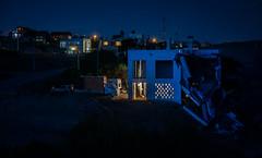 Derrumbe de los sueños de verano (tincho.uy) Tags: derrumbe casa house blue azul urbex