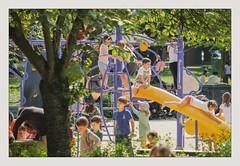 Jeux d'enfants (afantelin) Tags: paris16ème iledefrance square jardin enfance