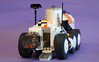 PSU Multiterrain Hexawheel Vehicle (| Nouvilas ⟩) Tags: lego minifig car space rover