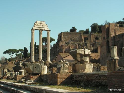 Римський форум, Рим, Італія InterNetri Italy 511