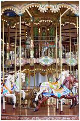 Carousel, Paris (~ veronicajwilliams photography ~) Tags: veronicajwilliamsphotography veronicajwilliams copyrighted paris carousel europe canon canon5dmarkii canon2470mm canon2470mmf28l canoneurope travelphotography travel travelling traveling merrygoround colour color