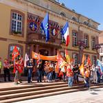 Manifestation, Belfort, 22 May 2018 thumbnail