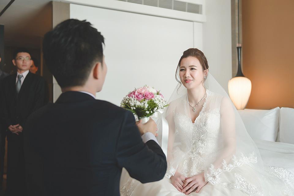 台南婚攝-晶英酒店仁德廳-023