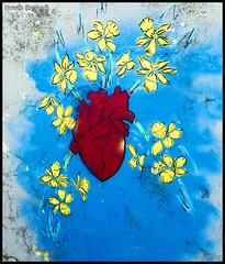 Howth (Ireland) (Dorron) Tags: urko dorronsoro sagasti dorron nikon d3s donostia san sebastian gipuzkoa guipuzcoa euskal herria euskadi basque country pais vasco irlanda ireland howth graffiti heart corazon bihotza