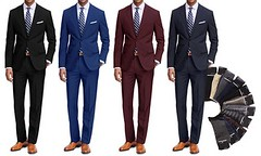 $49.99 – Men's Classic Fit 2 Piece Suits And Free Socks: Navy – 36R X 30W – Was $399.99 https://t.co/GfINNnuLNv https://t.co/gY36neLEGw (tonnesof) Tags: online shopping tonnesof