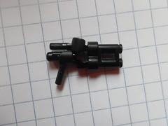 Lego Alien Laser Shotgun (thebrickccentric) Tags: lego gun shotgun alien swarm hive shell bolt laser star space fight war wars soldier npu mini tiny small figure minifig minifigure accessory weapon shoot shot spread