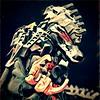 Arag'Nuur v1 #4 (with Prisma effect) (Masteryker) Tags: masteryker masterykerscollections bionicle bioniclemoc bionicleknight bioniclestory herofactory herofactorymoc hf3 hf3nemesis hflatablettedequaza stopmotion skyset skysetmultiverse cragger furno creation lego legomoc latablettedequaza