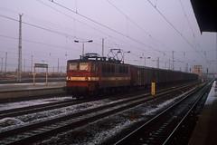 28-12-1989 - Berlin Schönefeld (berlinger) Tags: berlin schönefeld eisenbahn railways railroad br211 gex reichsbahn train deutschland dr