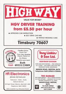Bath City vs Crawley Town - 1989 - Page 15