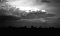 Dark energy (Rosenthal Photography) Tags: washis50 ahrenswohlde landschaft bnw schwarzweiss frühling 35mm asa50 ff135 rodinal12520°c11min steddorf himmel bw wolken olympus35rd analog 20180501 dark darkness daysofdarkness landscape nature mood spring april blackandwhite olympus olympus35 35rd fzuiko zuiko 40mm f17 washi washis 50asa rodinal 125 epson v800 energy windmill