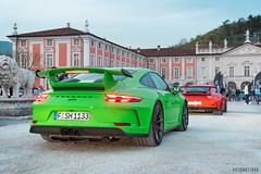 Shmee's GT3 (Automotiv66) Tags: gt3 991gt3 40 porsche shmee shmee150 green car d750 nikon