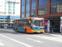 Cardiff Bus 555 (Welsh Bus 18) Tags: cardiffbus dennis dart slf 5 adl enviro200mmc 555 cn17bgx cardiff