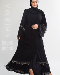 #Repost @khiswaofficial with @instatoolsapp ・・・ It is all about creating the rhythm for the wearer. The abaya of Neda has finesse written all over it. The abaya's magnificent layer on the end of the sleeve and in front creates a fine harmony. The material (subhanabayas) Tags: ifttt instagram subhanabayas fashionblog lifestyleblog beautyblog dubaiblogger blogger fashion shoot fashiondesigner mydubai dubaifashion dubaidesigner dresses capes uae dubai abudhabi sharjah ksa kuwait bahrain oman instafashion dxb abaya abayas abayablogger