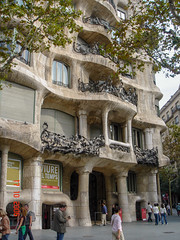 Casa Mila (Ars Clicandi) Tags: espanha spain barcelona casa mila gaudi