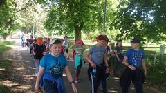 Klasy 4, 5 i 6 SP na obozie w Runowie