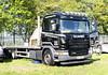 TDR Transport Services Scania G360 BJ17WUX Peterborough Truckfest 2018 (davidseall) Tags: tdr services transport scania vabis g360 bj17wux bj17 wux truck lorry rigid flatbed large heavy goods vehicle lgv hgv peterborough truckfest may 2018