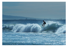 Surfer (HP-Fotografie) Tags: usa california sandiego beach