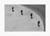 Follow The Leader (bnishimoto) Tags: att sanfrancisco baseball bayarea fujifilm fuji acros blackandwhite monochrome people stadium sport xpro2 50230mm