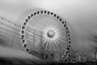 La noria - The Ferris wheel