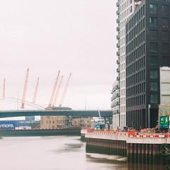 More at the Docks (Thomas Listl) Tags: thomaslistl color urban urbanlandscape contemporarylandscape london uk greatbritain architecture docks harbor water construction building vsco ngc