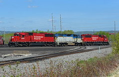 Nice Set (Missabe Road) Tags: dh 7304 sd60 cp 6255 6251 delawarehudson