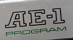 AE-1 PROGRAM CANON (lespittets1) Tags: flickrfriday signofthetimes canon ae1program worldcup 1982 canonef100mmf28macro