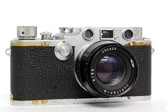 Leica IIIc with Jupiter-8 (jan bey) Tags: leica ltm cameraporn
