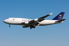 TC-ACF - Saudi Arabian Airlines Cargo (ACT Airlines) - Boeing 747-481(BDSF) (5B-DUS) Tags: tcacf saudi arabian airlines act boeing 747481bdsf 747400 b744 bru ebbr brussels brüssel airport aircraft airplane aviation flughafen flugzeug planespotting plane spotting