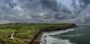 El Bolao (copelius38) Tags: cantabria elbolao cascada molino landscape acantilado paisaje nubes mar sea cloudy cliff waterfall watermill